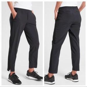 Make Offer Athleta Brooklyn Ankle Pants Black 4